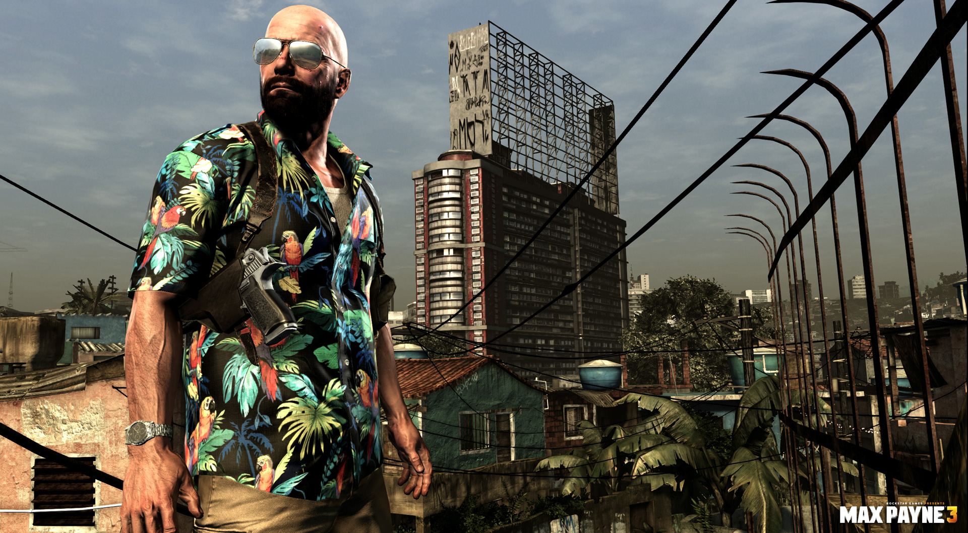 Max Payne 3 Review Fun Sun And Painkillers